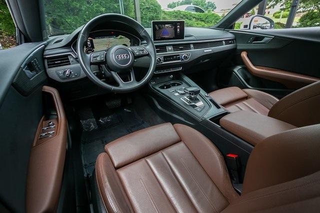 Used 2018 Audi A5 2.0T Premium Plus for sale $35,195 at Gravity Autos Atlanta in Chamblee GA 30341 4