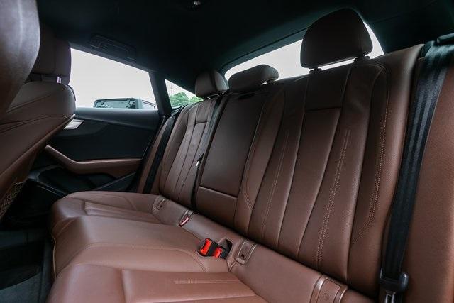 Used 2018 Audi A5 2.0T Premium Plus for sale $35,195 at Gravity Autos Atlanta in Chamblee GA 30341 44