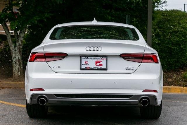 Used 2018 Audi A5 2.0T Premium Plus for sale $35,195 at Gravity Autos Atlanta in Chamblee GA 30341 46