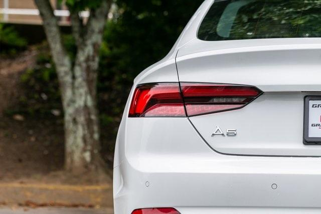 Used 2018 Audi A5 2.0T Premium Plus for sale $35,195 at Gravity Autos Atlanta in Chamblee GA 30341 47