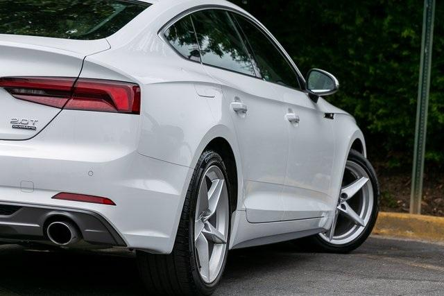 Used 2018 Audi A5 2.0T Premium Plus for sale $35,195 at Gravity Autos Atlanta in Chamblee GA 30341 49