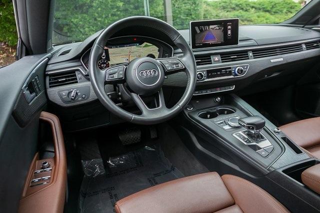 Used 2018 Audi A5 2.0T Premium Plus for sale $35,195 at Gravity Autos Atlanta in Chamblee GA 30341 5