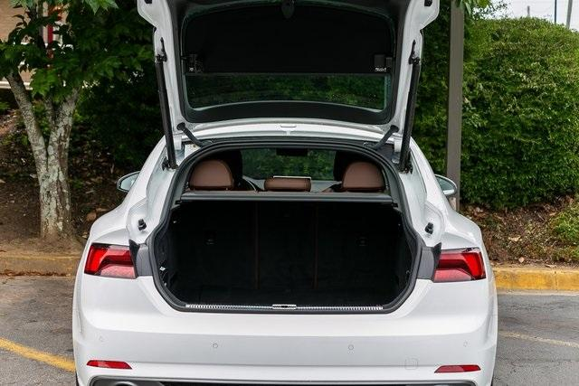 Used 2018 Audi A5 2.0T Premium Plus for sale $35,195 at Gravity Autos Atlanta in Chamblee GA 30341 51