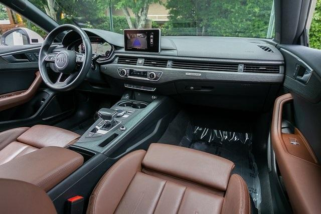 Used 2018 Audi A5 2.0T Premium Plus for sale $35,195 at Gravity Autos Atlanta in Chamblee GA 30341 6