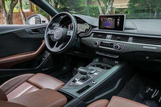 Used 2018 Audi A5 2.0T Premium Plus for sale $35,195 at Gravity Autos Atlanta in Chamblee GA 30341 7