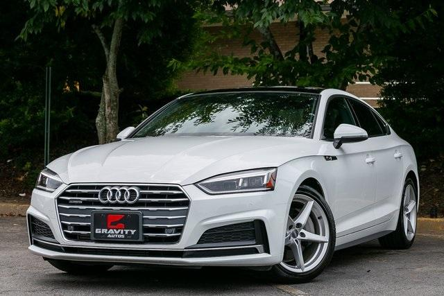 Used 2018 Audi A5 2.0T Premium Plus for sale $35,195 at Gravity Autos Atlanta in Chamblee GA 30341 1
