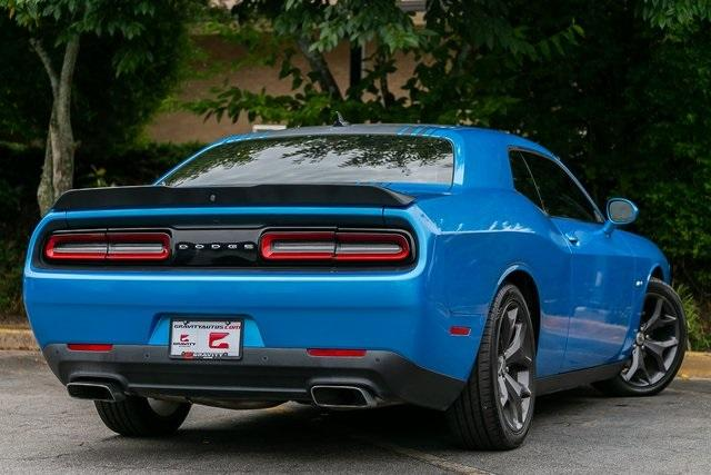 Used 2015 Dodge Challenger R/T Shaker for sale $31,900 at Gravity Autos Atlanta in Chamblee GA 30341 34