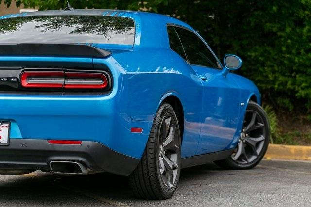 Used 2015 Dodge Challenger R/T Shaker for sale $31,900 at Gravity Autos Atlanta in Chamblee GA 30341 35