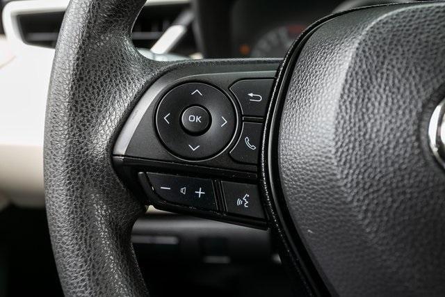 Used 2020 Toyota Corolla LE for sale $19,295 at Gravity Autos Atlanta in Chamblee GA 30341 10
