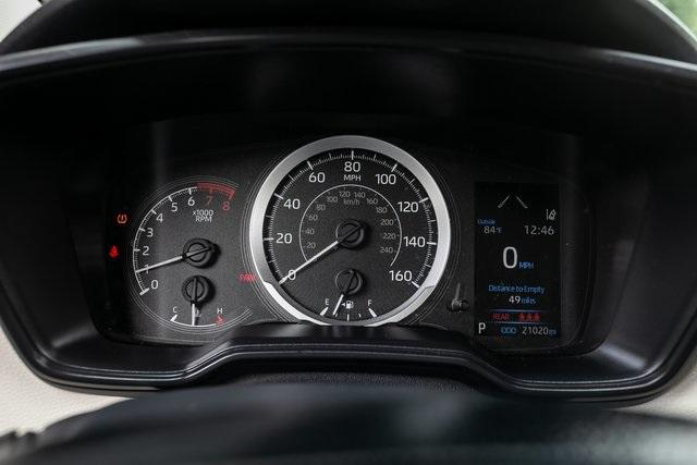 Used 2020 Toyota Corolla LE for sale $19,295 at Gravity Autos Atlanta in Chamblee GA 30341 14
