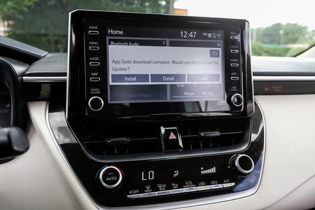 Used 2020 Toyota Corolla LE for sale $19,295 at Gravity Autos Atlanta in Chamblee GA 30341 18