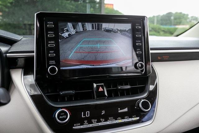 Used 2020 Toyota Corolla LE for sale $19,295 at Gravity Autos Atlanta in Chamblee GA 30341 19