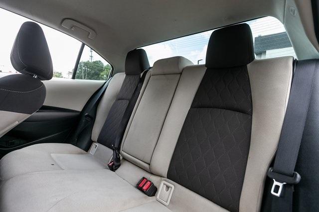 Used 2020 Toyota Corolla LE for sale $19,295 at Gravity Autos Atlanta in Chamblee GA 30341 28