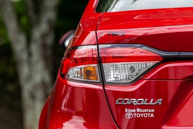Used 2020 Toyota Corolla LE for sale $19,295 at Gravity Autos Atlanta in Chamblee GA 30341 33