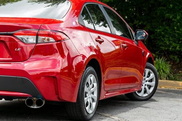 Used 2020 Toyota Corolla LE for sale $19,295 at Gravity Autos Atlanta in Chamblee GA 30341 35