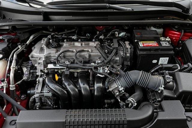 Used 2020 Toyota Corolla LE for sale $19,295 at Gravity Autos Atlanta in Chamblee GA 30341 37