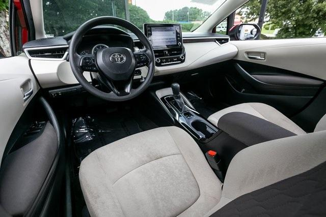 Used 2020 Toyota Corolla LE for sale $19,295 at Gravity Autos Atlanta in Chamblee GA 30341 4