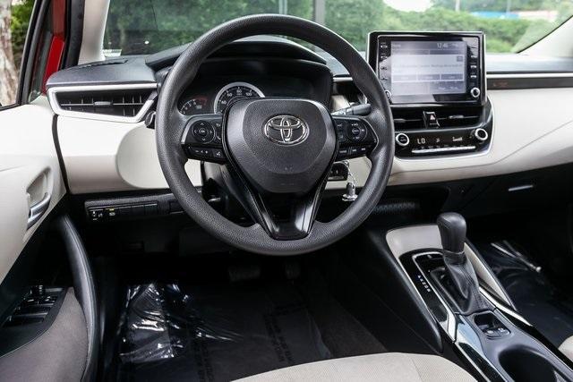 Used 2020 Toyota Corolla LE for sale $19,295 at Gravity Autos Atlanta in Chamblee GA 30341 5