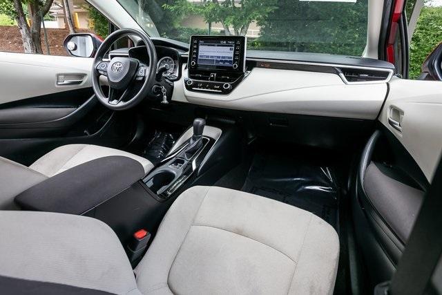 Used 2020 Toyota Corolla LE for sale $19,295 at Gravity Autos Atlanta in Chamblee GA 30341 6