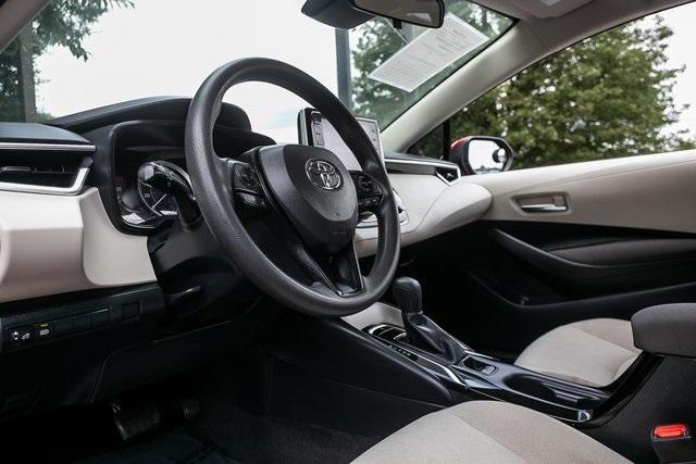 Used 2020 Toyota Corolla LE for sale $19,295 at Gravity Autos Atlanta in Chamblee GA 30341 8