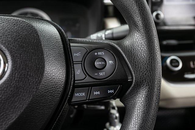Used 2020 Toyota Corolla LE for sale $19,295 at Gravity Autos Atlanta in Chamblee GA 30341 9