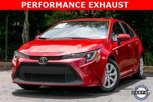 Used Used 2020 Toyota Corolla LE for sale $19,295 at Gravity Autos Atlanta in Chamblee GA