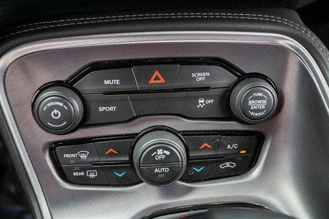Used 2019 Dodge Challenger SXT for sale $26,995 at Gravity Autos Atlanta in Chamblee GA 30341 17