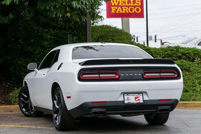 Used 2019 Dodge Challenger SXT for sale $26,995 at Gravity Autos Atlanta in Chamblee GA 30341 29