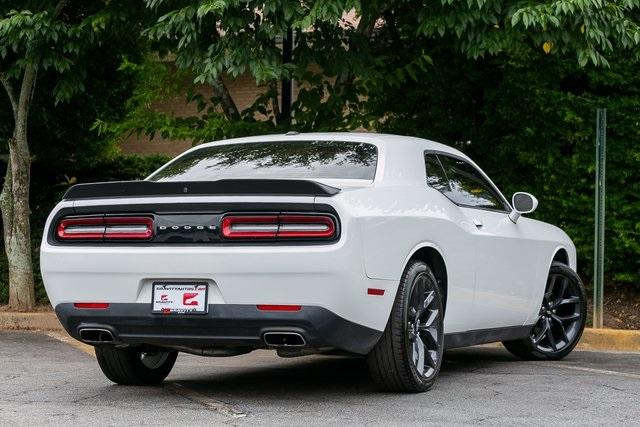 Used 2019 Dodge Challenger SXT for sale $26,995 at Gravity Autos Atlanta in Chamblee GA 30341 30
