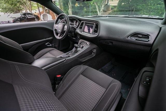 Used 2019 Dodge Challenger SXT for sale $26,995 at Gravity Autos Atlanta in Chamblee GA 30341 6