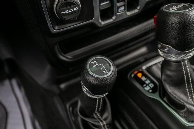 Used 2019 Jeep Wrangler Unlimited Sahara for sale $51,995 at Gravity Autos Atlanta in Chamblee GA 30341 18