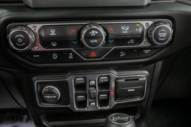 Used 2019 Jeep Wrangler Unlimited Sahara for sale $51,995 at Gravity Autos Atlanta in Chamblee GA 30341 23