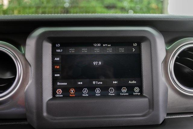 Used 2019 Jeep Wrangler Unlimited Sahara for sale $51,995 at Gravity Autos Atlanta in Chamblee GA 30341 24