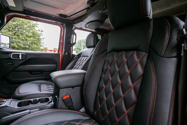 Used 2019 Jeep Wrangler Unlimited Sahara for sale $51,995 at Gravity Autos Atlanta in Chamblee GA 30341 30