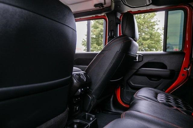 Used 2019 Jeep Wrangler Unlimited Sahara for sale $51,995 at Gravity Autos Atlanta in Chamblee GA 30341 33