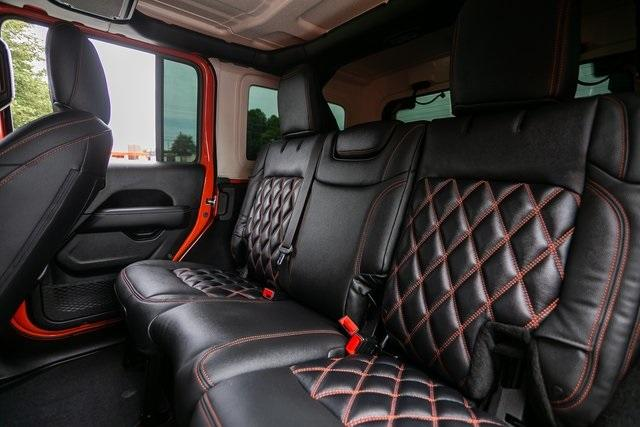Used 2019 Jeep Wrangler Unlimited Sahara for sale $51,995 at Gravity Autos Atlanta in Chamblee GA 30341 35