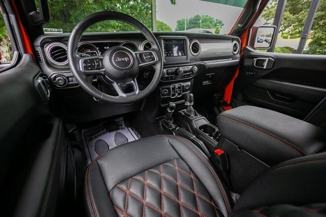 Used 2019 Jeep Wrangler Unlimited Sahara for sale $51,995 at Gravity Autos Atlanta in Chamblee GA 30341 4