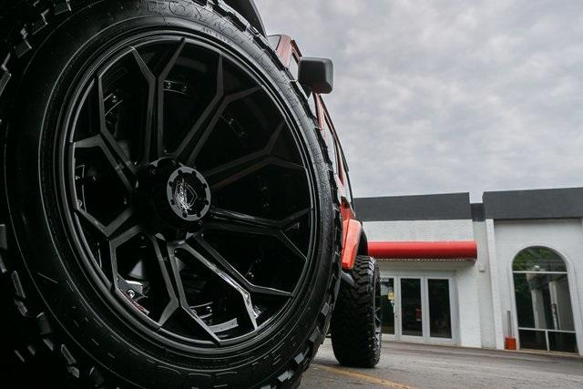 Used 2019 Jeep Wrangler Unlimited Sahara for sale $51,995 at Gravity Autos Atlanta in Chamblee GA 30341 47