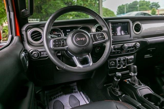 Used 2019 Jeep Wrangler Unlimited Sahara for sale $51,995 at Gravity Autos Atlanta in Chamblee GA 30341 5
