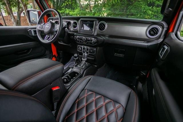 Used 2019 Jeep Wrangler Unlimited Sahara for sale $51,995 at Gravity Autos Atlanta in Chamblee GA 30341 6