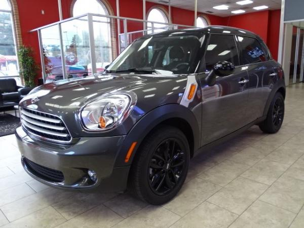 Used 2012 MINI Cooper Countryman for sale Sold at Gravity Autos in Roswell GA 30076 3