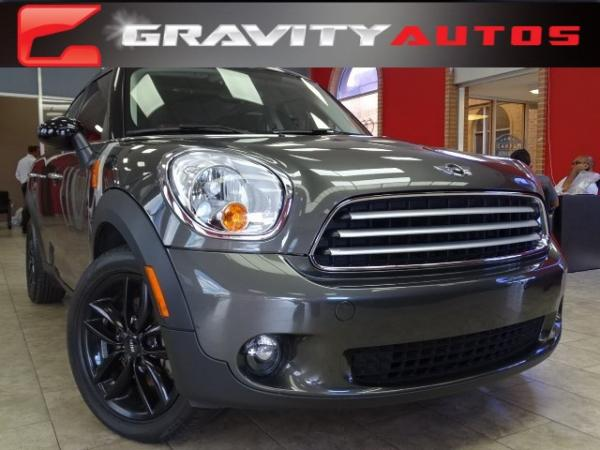 Used 2012 MINI Cooper Countryman for sale Sold at Gravity Autos in Roswell GA 30076 1