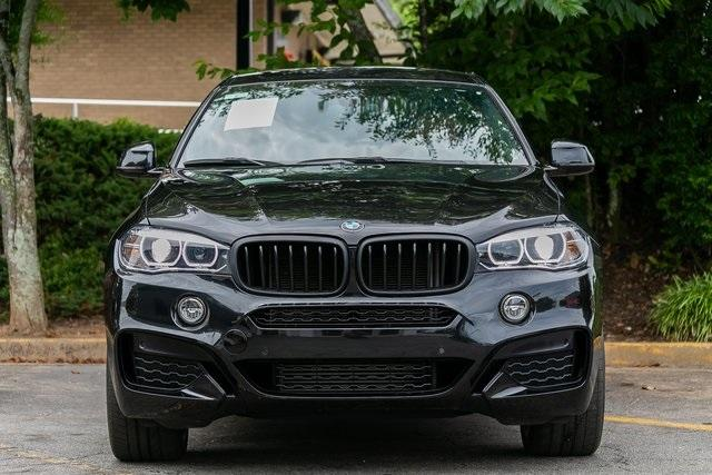 Used 2018 BMW X6 xDrive35i for sale $49,695 at Gravity Autos Atlanta in Chamblee GA 30341 2