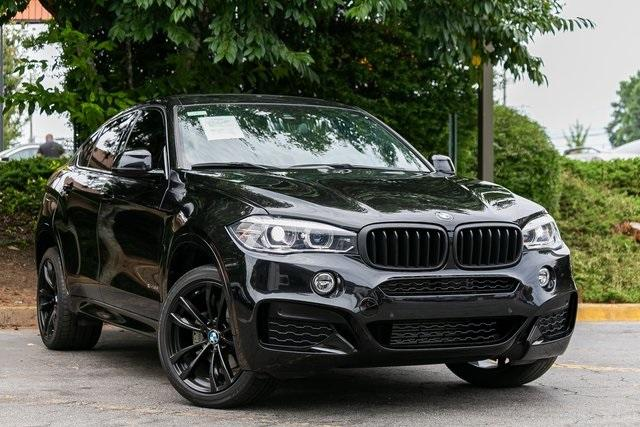 Used 2018 BMW X6 xDrive35i for sale $49,695 at Gravity Autos Atlanta in Chamblee GA 30341 3