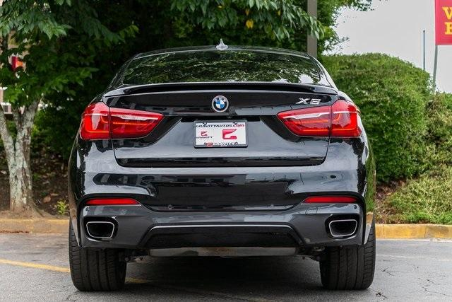 Used 2018 BMW X6 xDrive35i for sale $49,695 at Gravity Autos Atlanta in Chamblee GA 30341 39