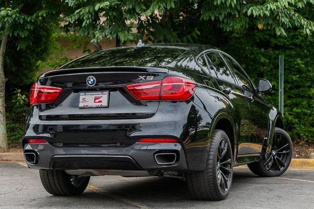 Used 2018 BMW X6 xDrive35i for sale $49,695 at Gravity Autos Atlanta in Chamblee GA 30341 41