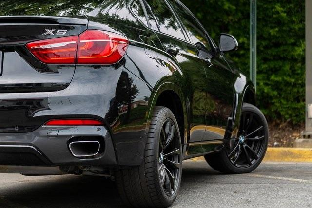 Used 2018 BMW X6 xDrive35i for sale $49,695 at Gravity Autos Atlanta in Chamblee GA 30341 42