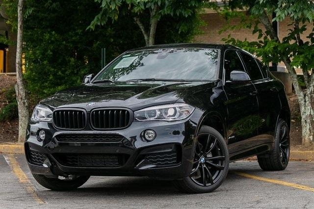 Used 2018 BMW X6 xDrive35i for sale $49,695 at Gravity Autos Atlanta in Chamblee GA 30341 1