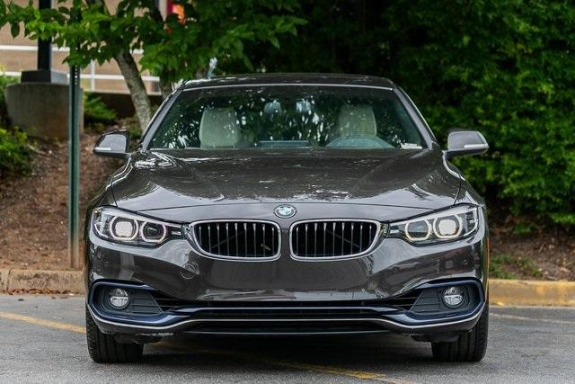 Used 2019 BMW 4 Series 430i Gran Coupe for sale $31,795 at Gravity Autos Atlanta in Chamblee GA 30341 2