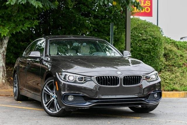 Used 2019 BMW 4 Series 430i Gran Coupe for sale $31,795 at Gravity Autos Atlanta in Chamblee GA 30341 3